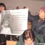 Матери взывали к суду и совести генерала